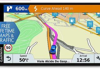 Garmin GPS-навигатор Garmin DriveSmart 61 Full EU LMT-S
