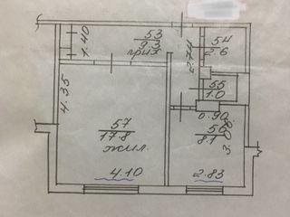 1-комнатная квартира 143 серии в Тирасполе по выгодной цене.