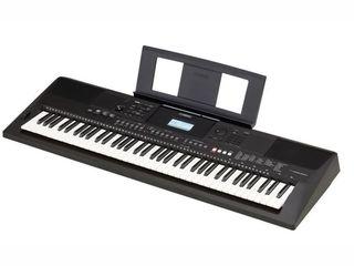 Yamaha PSR-EW410 - сценический синтезатор с оркестратором, 76 клавиш, 758 голосов, 235 стилей