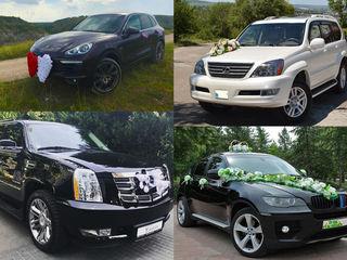 Arenda auto 4x4, business class, limuzine, cabriolete, retro, microbuse, autobuse, de la 50 €/zi