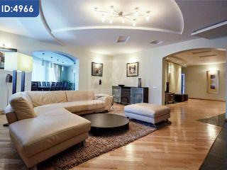 Apartament superb cu 4 camere! Design individual! Centrul capitalei!