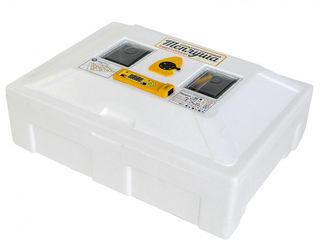Инкубатор автоматический Инверторный Теплуша Люкс 72 ИБ 12/50 ТАВ/Garantie/Livrare/2000 lei