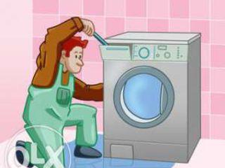 Ремонт  посудомоечных, стиральных и сушильных  машин. Выезд.