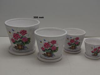 ghivece pentru flori горшки для цветов