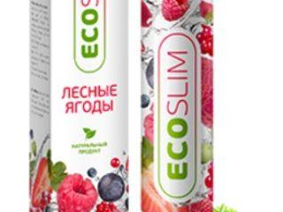 Stratul de mijloc EcoSlim reduce pofta de mancare dupa prima doza