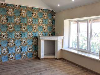3 ком. двух этажная квартира 88m2 . евроремонт 430€ / m2 . теплые полы