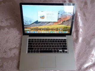 299 euro!!! MacBook Pro 15(Core i7; 8Gb; HD4000+HD6750M)