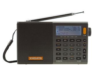 Sangean ats-909x. xhdata d-808 sw/mw/lw ssb. d-328.- hrd 737.