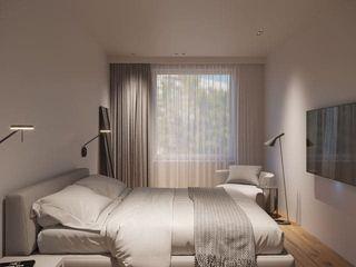Apartament cu 1 cameră+living. Zonă ultracentrală. Reparație premium quality.
