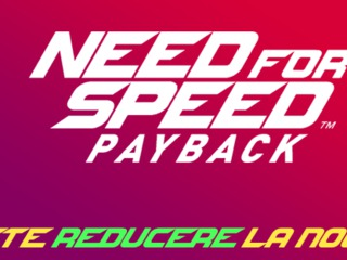 Need For Speed Payback for PC 299 lei
