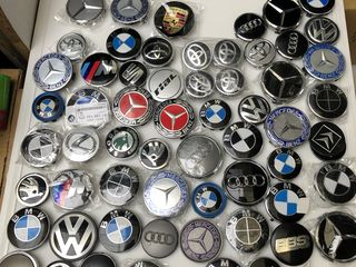 Capace pentru jante BMW, Audi, Volkswagen, Skoda, Seat, Minicooper, Mercedes!