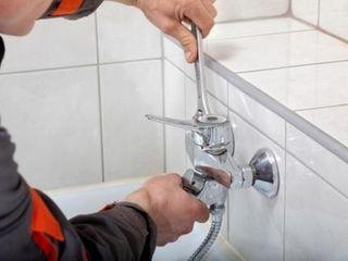Instalator de tehnica sanitara. Experienta mare de lucu. Vecee. Canalizare. Boilere. Robinete.