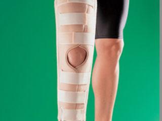 Тутор (ортез) для коленного сустава - удобная замена гипсу