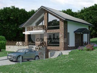Casă în Durlești, 230 mp. 49900 € !