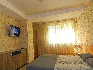 Студия в центре Кишинева, на 14 ночей или месяц.