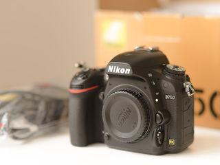 Nikon D750 - 10/10 - ca nou