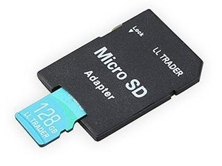 Micro sd 128 GB LL Trader