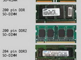 RAM (оперативная память) - notebook