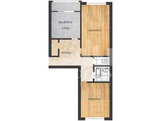 Сдаю  2-х комнатная 2-х стороняя М,С, квартира !