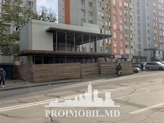 Chirie sp. comercial! Cuza Vodă, 210 mp, 3500 euro!
