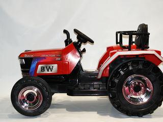 Tractor electric pentru copii