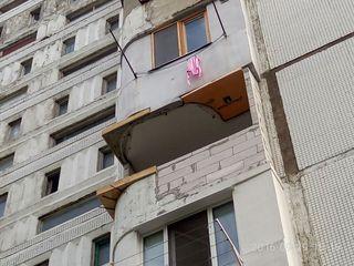 Расширение балкона по основанию плиты. Расширение балкона лоджии. Расширение балкона и кладка!
