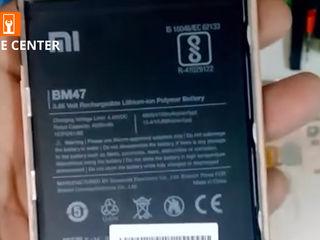 Xiaomi Redmi 3/3S Не держит батарея, заменим без потерей!