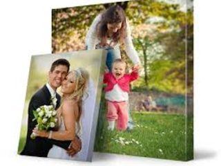 Печать фотографий размером от 10-15см до больших форматов на фотобумаге и холсте