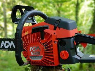 Цепные бензопилы  / вrujba agm  5400 / puterea motorului / rpm: 2,2 kw / - rpm