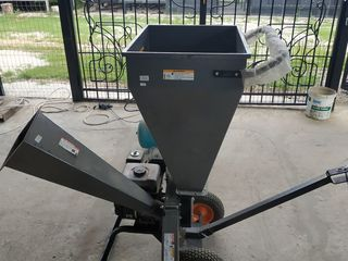 Tocator de crengi/Измельчитель веток - Villager VPC 250 S (Nou)