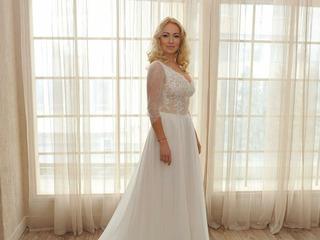 Свадебные и вечерние платья на заказ!