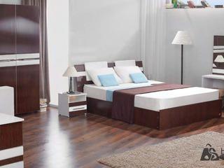 Dormitor ambianta fenix (wenge) la super pret!