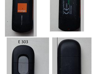 Se vinde 2 modeme .ZTE,Huawei