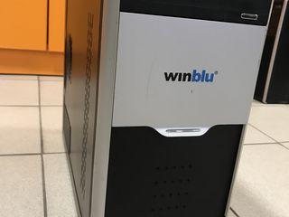 Компьютер для учебы Winblu ram-4gb video-512MB ssd 60gb+hdd-320gb