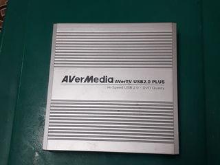 тв-тюнер. AVerMedia. Компактный размер.