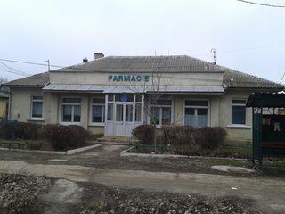 Продам здание аптеки 263.10 кв.м.  в г. Чадыр-Лунга , ул. Ленина 155 с участком земли  8 соток.
