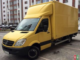 Servicii de transport marfa+hamali 60 +masina de la 90 lei Sprinter baza lunga.gruzoperevozki 999.md