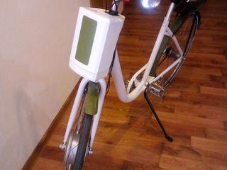 e-Bike Askoll Стильный, женский электровелосипед
