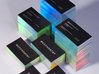 Визитные карточки, дизайн, печать.