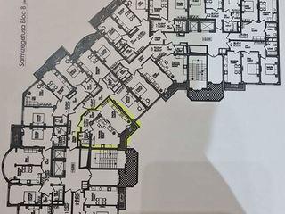 Botanica,apartament cu 1 cameră+living,45 m2 în bloc locativ nou!!!!!