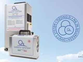 Purificarea cu ozon, Ozonul elimină bacteriile, virusii.