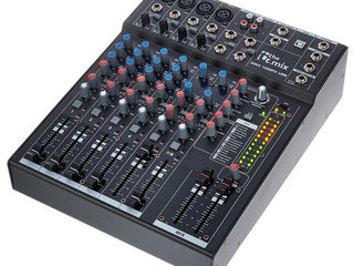 Миксерский пульт The t.mix xmix 1002 FX USB новый