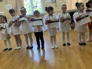 Dansuri pentru copii, maturi adolescenti