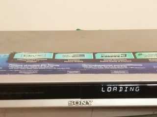 DVD player Sony dvp-ns38