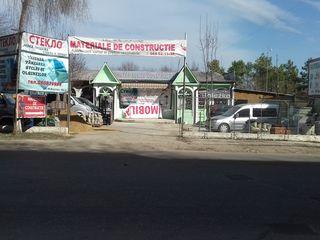 Se vinde business în domeniul vânzării materialelor de constructie