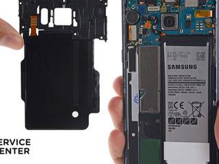 Samsung Galaxy Note 8  Не держит батарея, заменим без потерей!