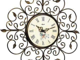 скидка 50 % на настенные  часы из Германии.