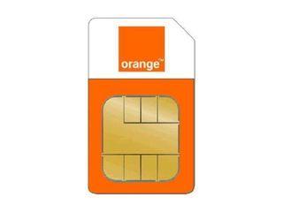 Numar Orange 888