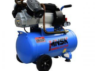 Compresor 50L 3kW, 2 pistoane Minsk Electro LAB-3050, livrare gratuita toata tara!!!