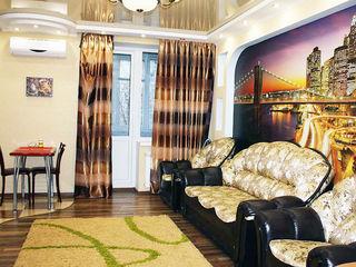 Сдаётся 2-комнатная квартира  студия помесячно  в центре Бендер